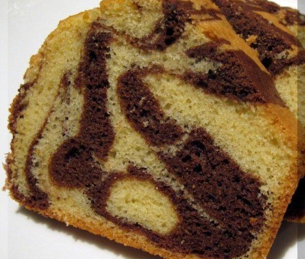 Κέικ με σοκολάτα
